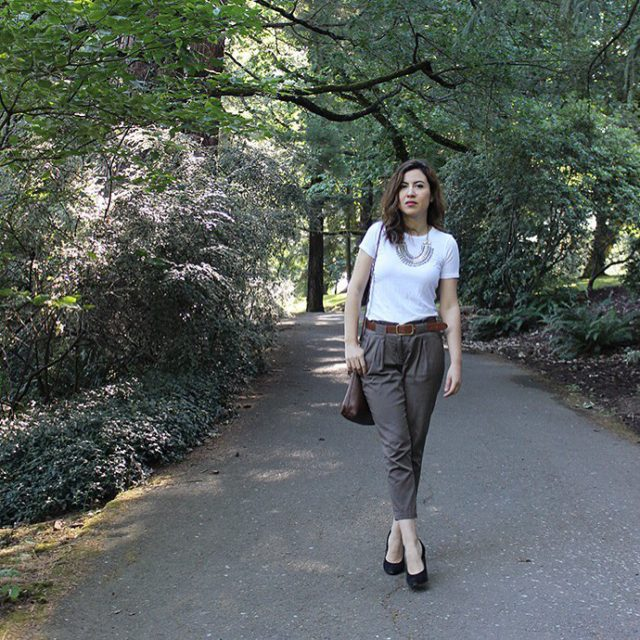 Mixing feminine and masculine elements in the blog this weekhellip