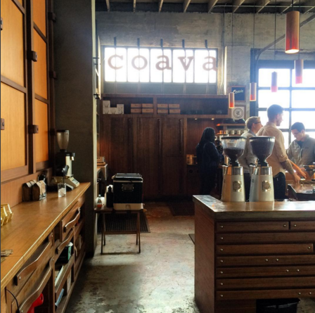 Coava Coffee on Grand Ave
