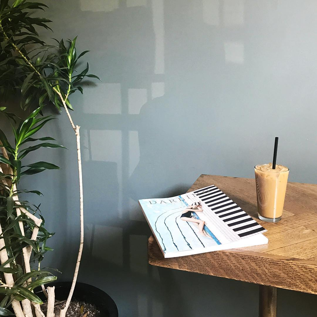 Weekend Reads - Darling Magazine - Barista Coffee in Portland