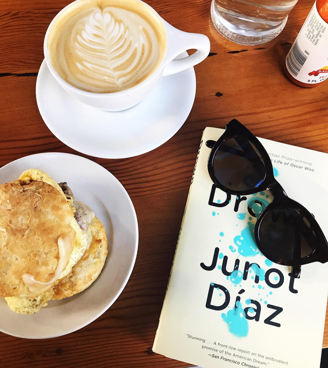 Junot Díaz's Drown and Coffee- 3 reasons why you should consider taking an Instagram break
